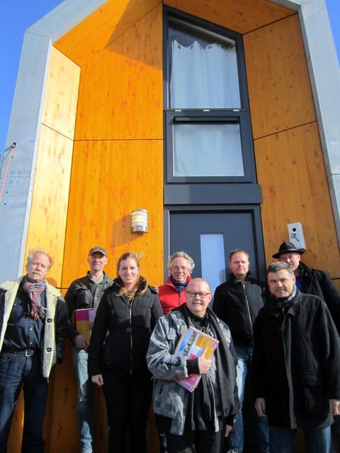 Ab te gast in verplaatsbaar huis aalsmeerse belangen for Verplaatsbaar huis